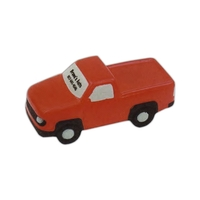 Pickup truck shaped stress reliever