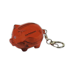 Piggy bank key chain