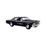 Die cast 1966 Chevrolet Chevelle SS396 replica car