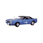Die cast replica 1968 Chevrolet Camaro Z 28 Coupe