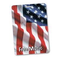 American Flag Music VIP Pass