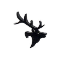 Elk Bottle Opener/Key Ring
