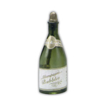 Champagne Bottle Bubbles - E693