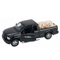 Harley-Davidson pickup truck with Pistachios