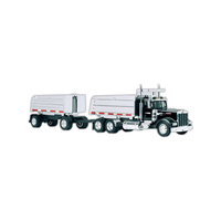 Die cast replica Kenworth tractor and trailer