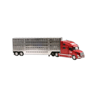 Die cast replica of Volvo Tractor and Trailer