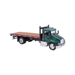 Die cast replica Kenworth Semi Utility Flatbed Truck