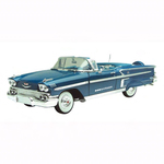 Replica 1958 Chevrolet Impala vehicle