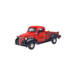 Miniature and replica 1941 Plymouth truck