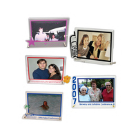 Laser Cut Picture Frame with Studs