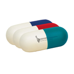 Capsule Shaped Stress Reliever