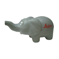 Elephant Shaped Stress Reliever