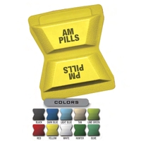 Pill Box,Pill Case,Pill Holder,Pill Organizer