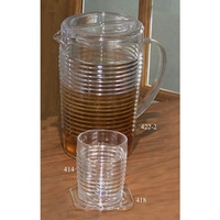 Double old fashioned tumbler