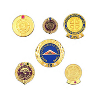 Award / recognition / lapel pin / tie tack