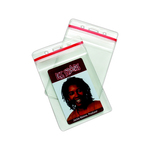 SEALABLE VERTICAL CARD HOLDER