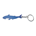 Shark shaped keychain