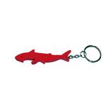 Shark shaped keychain