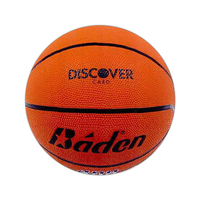 Orange Rubber Basketball (Pad Printed)