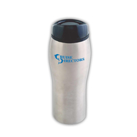 14 oz. stainless steel tumbler with lid