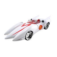 Mach 5 speed racer die cast race car