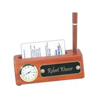 Clock Card Holder