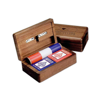 Deluxe Wood Game Box