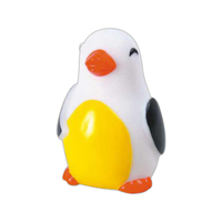 Rubber penguin toy
