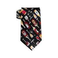 Wine Maker Novelty Beverage Tie