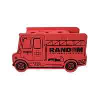 Fire Truck Puzzle Organizer