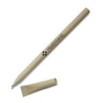 Recycled Paper Pen w/Paper Cap