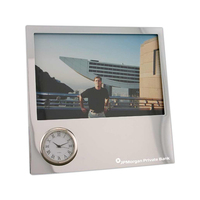 "4""x6"" Picture Frame Clock"