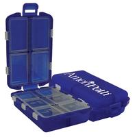Plastic pillbox with 7 day slot