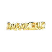 Paramedic (2 posts) Lapel Pin