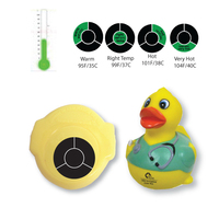 Temperature Nurse Rubber Duck