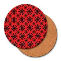 Lenticular coaster