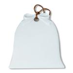 Porcelain Bell Christmas Tree Ornament