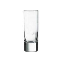Island shooter glass