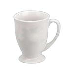 White color Irish coffee mug