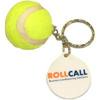 Tennis Ball Key Holder - E605