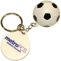 Soccer Ball Key Holder - E608