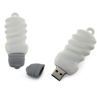 Light Bulb USB Flash Drive