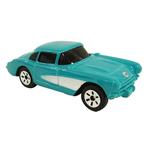 Die cast miniature 1957 Corvette car