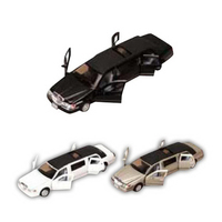 Lincoln Towncar Die Cast Metal Vehicle