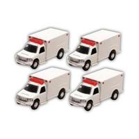 Ambulance Die Cast Metal Vehicle