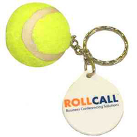 Tennis Ball Key Holder - E605