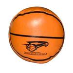 "Soft & Squeezable Basketball, 4"" - E663BK"