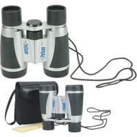 Observer binoculars with carry case (power 5x)