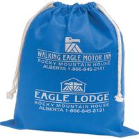 Large Non-Woven Drawstring Tote Bag