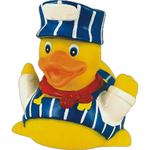 Rubber engineer duck